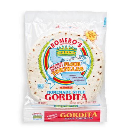 Homade Style Gordita