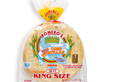 whole Grain Corn Tortillas