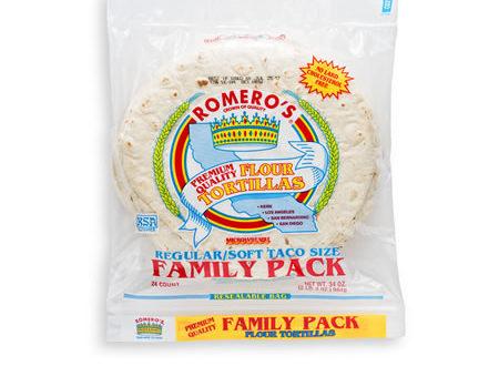 Whole Grain Soft Taco