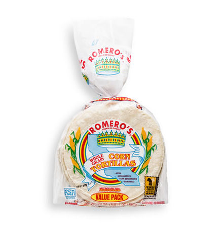Whole Grain Corn Tortillas Value Pack